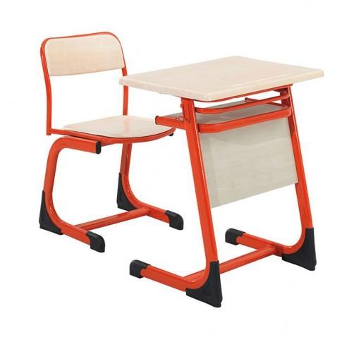 Birou si scaun pentru copii 2014, portocaliu, 45 x 70 x 63 cm, 1C