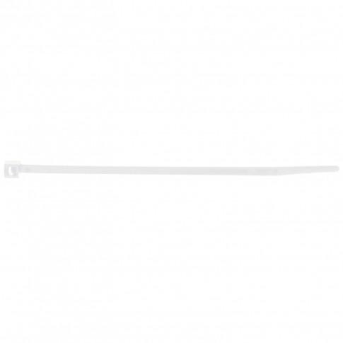 Banda zimtata 36300m36300c, alba, 3.6 x 300 mm, 100 buc
