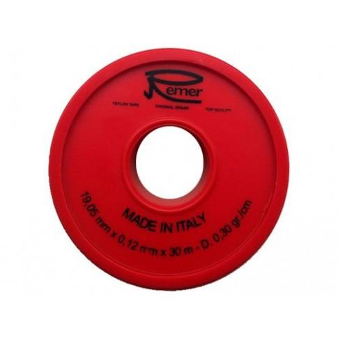Banda teflon 30 m x 19, 0.5 mm x 0.12 mm 577
