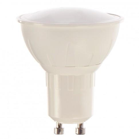 Bec LED Hoff spot GU10 6W 480lm lumina rece 6500 K, dimabil