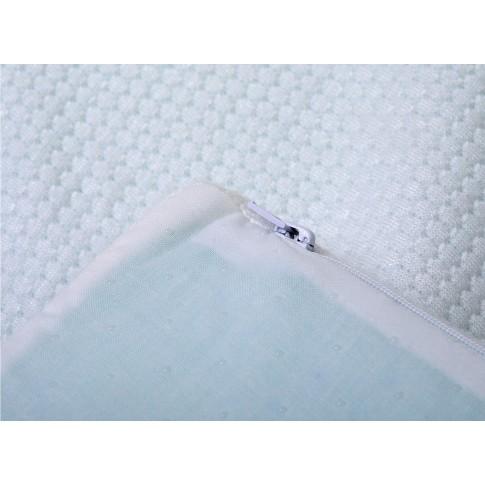 Topper saltea Bedora Cool Sense cu spuma poliuretanica + gel rece 140x200 cm