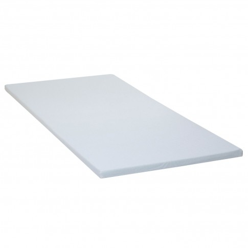 Topper saltea Bedora Cool Sense cu spuma poliuretanica + gel rece 140 x 190 cm