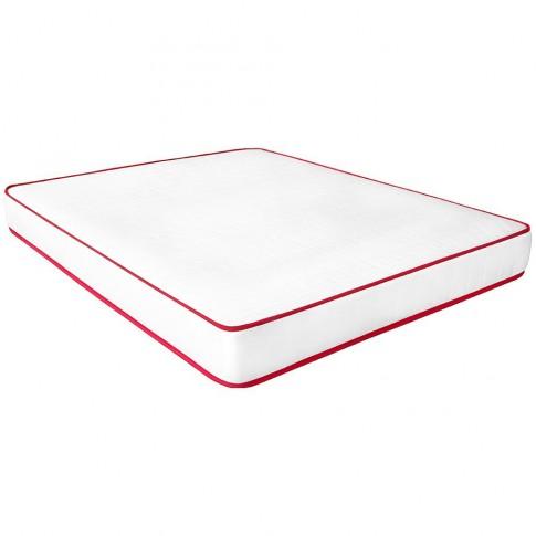 Saltea pat Bien Dormir Ecostar Red, ortopedica, cu arcuri, 160 x 200 cm