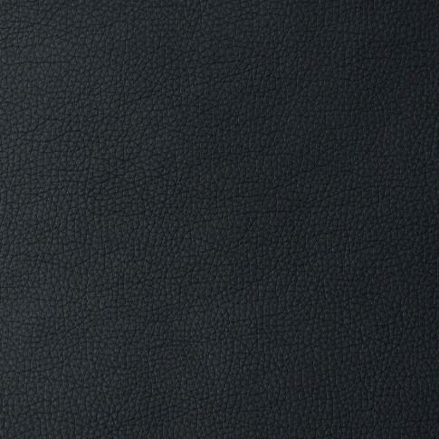 Canapea extensibila + fotolii Top, negre, 7C