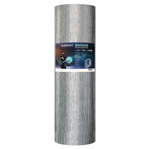 Folie termoizolanta Isoflect Bronze, 2 straturi, 1.2 x 34 m, 40.8 mp