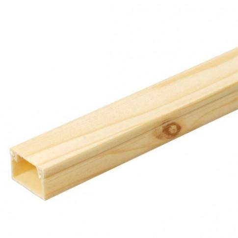 Canal cablu Elecor 12 x 12 mm, pin