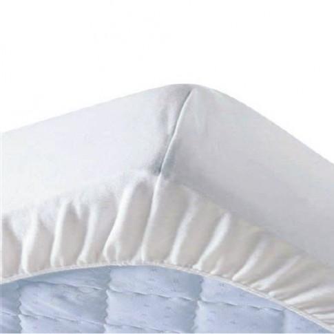 Cearceaf impermeabil de pat 100 x 200 cm