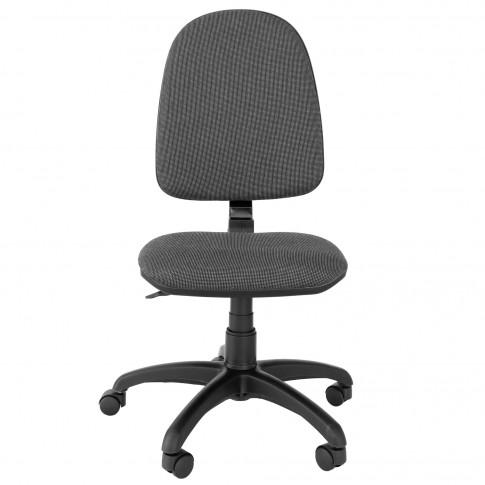Scaun birou ergonomic Confort, rotativ, stofa A14, gri