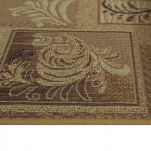 Covor living / dormitor Carpeta Berber Grafica 45891-20222 polipropilena BCF dreptunghiular crem 200 x 300 cm
