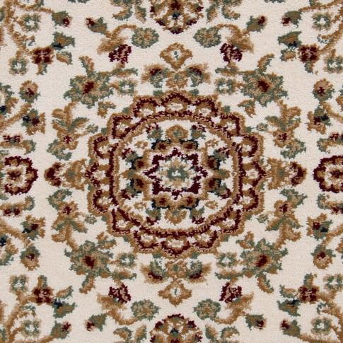 Covor living / dormitor Carpeta Atlas 82271-41333 polipropilena heat-set dreptunghiular crem 120 x 170 cm
