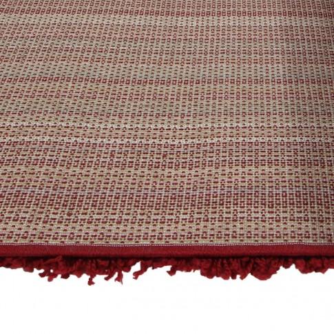 Covor living / dormitor Carpeta Viva 10391-33300 polipropilena dreptunghiular bordo 120 x 180 cm