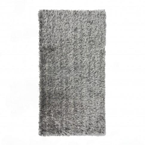 Covor living / dormitor Sintelon Pleasure 01 GGG poliester + polipropilena dreptunghiular gri 80 x 150 cm