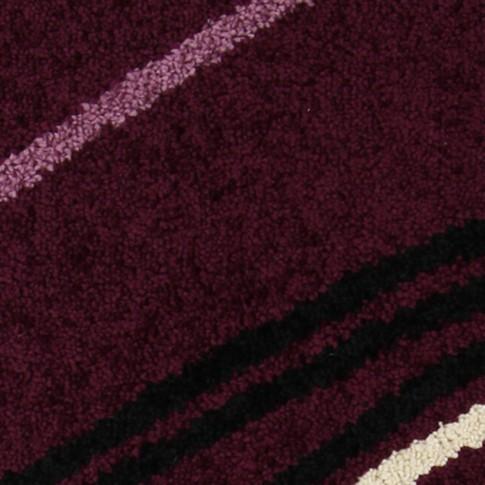 Covor living / dormitor Oriental Weavers Marcelo R 35/F35 polipropilena heat-set dreptunghiular mov 140 x 200 cm