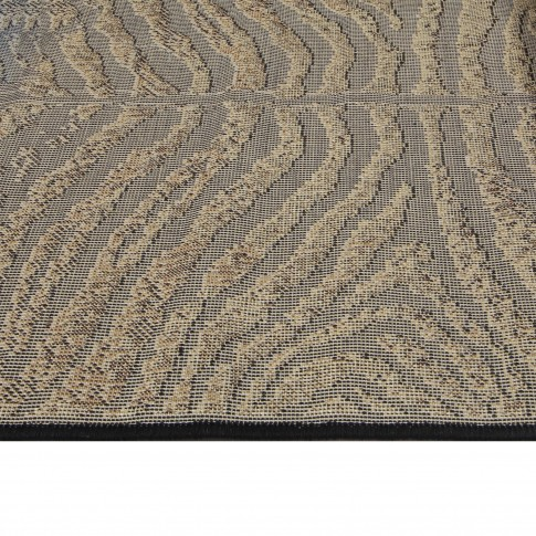 Covor living / dormitor Oriental Weavers Carrera K 139/CP5 polipropilena heat-set dreptunghiular maro 160 x 235 cm