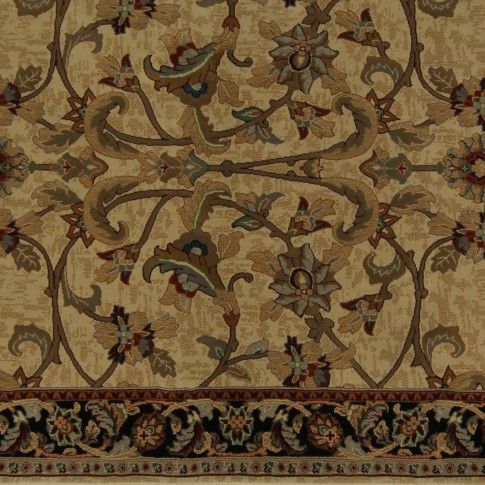 Covor living / dormitor Oriental Weavers Sonoma W 31/AL6 polipropilena heat-set dreptunghiular maro 200 x 285 cm