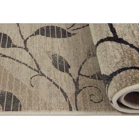 Covor living / dormitor Oriental Weavers Legacy Z 70/BT5 polipropilena heat-set dreptunghiular crem 120 x 175 cm
