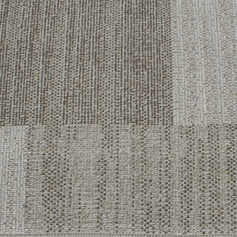 Covor living / dormitor McThree Softn 6898 G204 polipropilena frize, heat-set dreptunghiular gri 60 x 110 cm