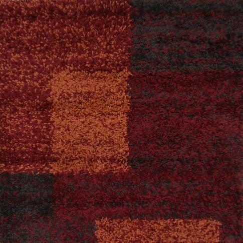 Covor living / dormitor McThree Modena 7835 H779 polipropilena dreptunghiular bordo 60 x 110 cm