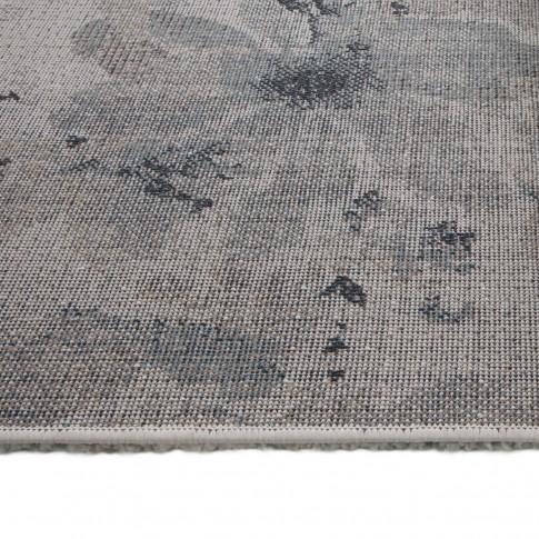 Covor living / dormitor McThree Softness 8289 P301 polipropilena frize, heat-set dreptunghiular crem 120 x 170 cm