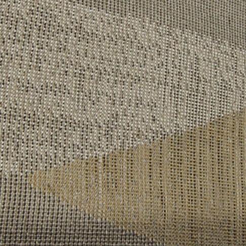 Covor living / dormitor McThree Royal 7946 H901 polipropilena frize dreptunghiular bej 80 x 150 cm