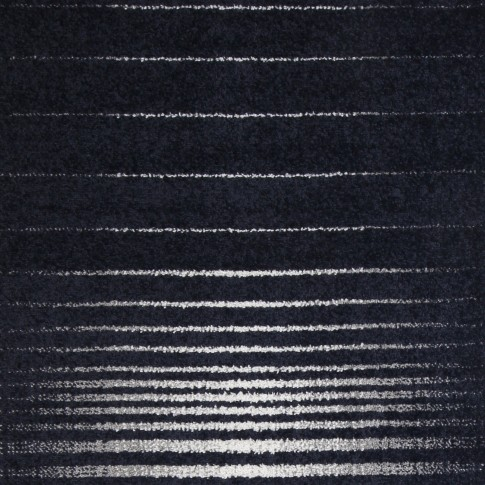 Covor living / dormitor McThree Casino 8524 K981 polipropilena frize dreptunghiular albastru 120 x 170 cm