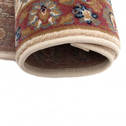 Covor living / dormitor Carpeta Atlas 81621-41533 polipropilena heat-set dreptunghiular bej  60 x 110 cm