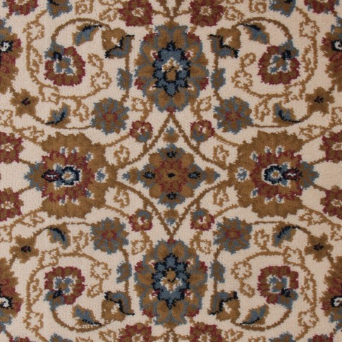Covor living / dormitor Carpeta Atlas 81621-41533 polipropilena heat-set dreptunghiular bej 120 x 170 cm