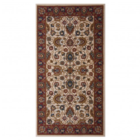 Covor living / dormitor Carpeta Atlas 81621-41533 polipropilena heat-set dreptunghiular bej 200 x 300 cm