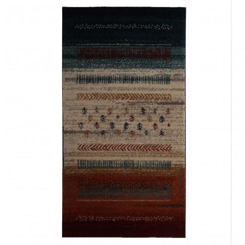 Covor living / dormitor Canyon 26601-697 polipropilena multicolor 80 x 150 cm