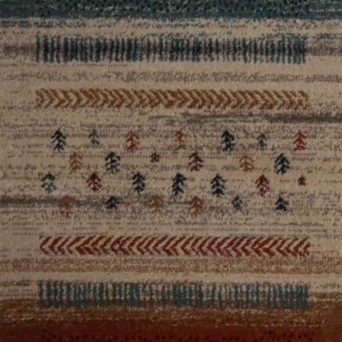 Covor living / dormitor Canyon 26601-697 polipropilena multicolor 140 x 200 cm