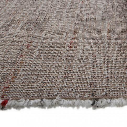 Covor living / dormitor Sherpa 52808-853 polipropilena heat-set crem 140 x 200 cm