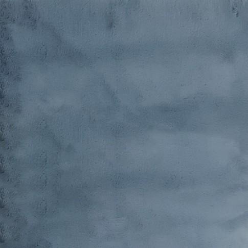 Covor living / dormitor Chip Pes 7050 poliester dreptunghiular albastru 80 x 150 cm