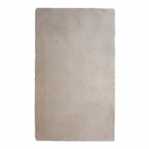 Covor living / dormitor Chip Pes 7060 poliester dreptunghiular crem 120 x 180 cm