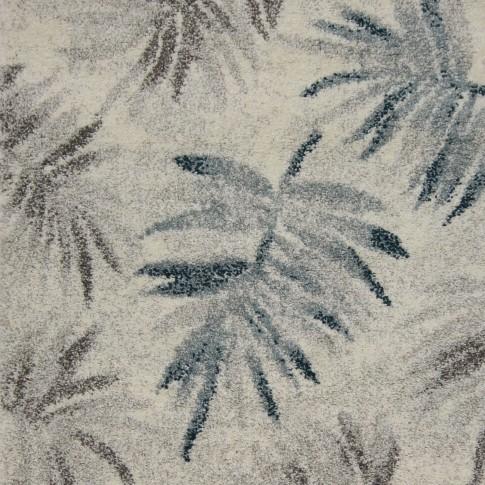 Covor living / dormitor McThree Softness 8695 P301 polipropilena frize, heat-set dreptunghiular crem 120 x 170 cm