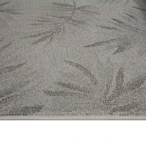 Covor living / dormitor McThree Softness 8695 P301 polipropilena frize, heat-set dreptunghiular crem 200 x 290 cm