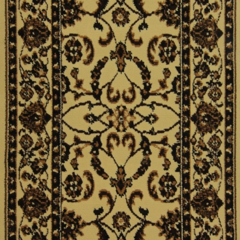Covor living / dormitor Oriental Weavers Pronto W 33/X88 polipropilena dreptunghiular crem 67 x 120 cm
