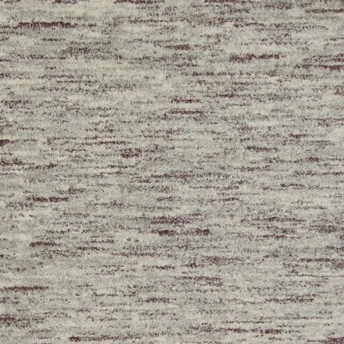 Covor living / dormitor McThree Softness 8769 T974 polipropilena frize, heat-set dreptunghiular mov+crem 120 x 170 cm