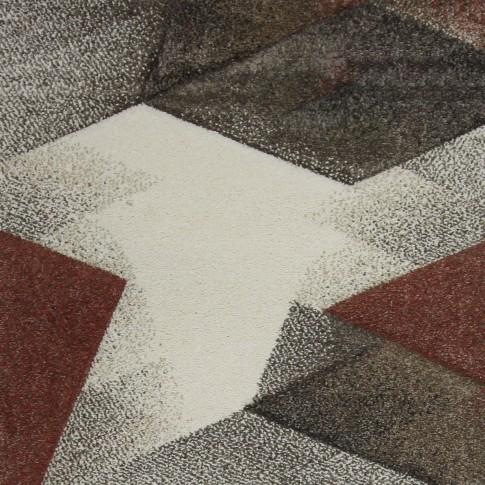 Covor living / dormitor Sintelon Motion 59ORO polipropilena dreptunghiular gri 80 x 150 cm