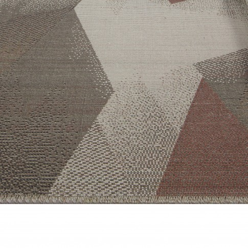 Covor living / dormitor Sintelon Motion 59ORO polipropilena dreptunghiular gri 200 x 290 cm
