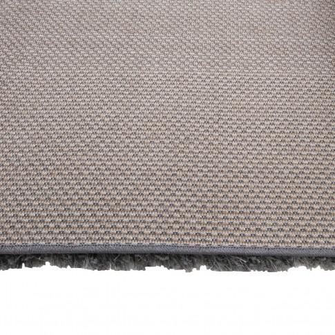 Covor living Sintelon Pleasure 01GMG polipropilena + poliester dreptunghiular gri 160 x 230 cm