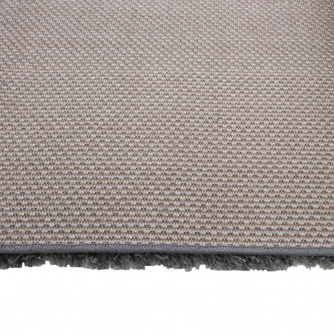Covor living Sintelon Pleasure 01GMG polipropilena + poliester dreptunghiular gri 80 x 150 cm