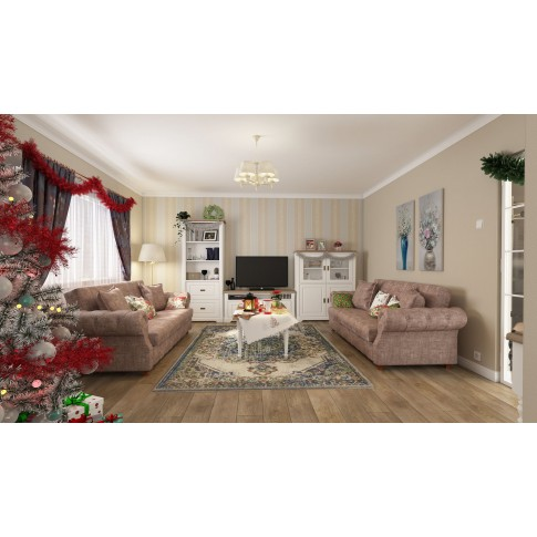 Covor living / dormitor Oriental Weavers Luka B 3901/JG4 polipropilena frize dreptunghiular gri 120 x 170 cm