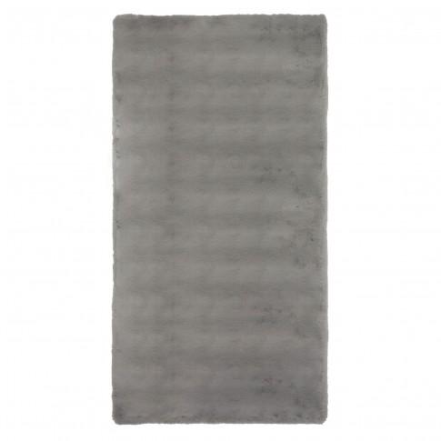 Covor living / dormitor Chip Pes 18229 poliester dreptunghiular gri deschis 120 x 180 cm