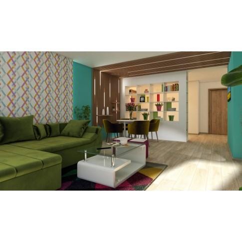 Covor living / dormitor Sintelon Color 30SKS polipropilena dreptunghiular multicolor 120 x 170 cm