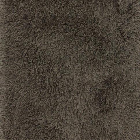 Covor living / dormitor Chip Shaggy V289 poliester dreptunghiular maro 140 x 200 cm