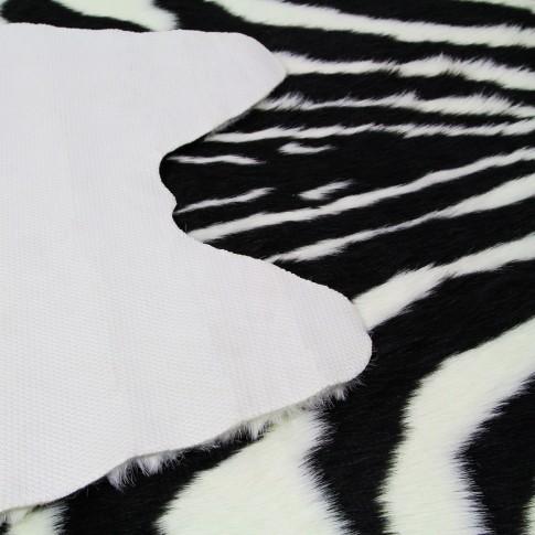 Covor living / dormitor Chip THT-1910-3 poliester asimetric multicolor zebra 120 x 180 cm