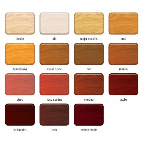 Lac / lazura pentru lemn, Sadolin Extra, mahon, interior / exterior, 2.5 L