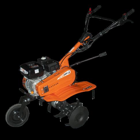 Motocultor pe benzina Ruris Dac 6500, 7 CP, 3 viteze + accesorii