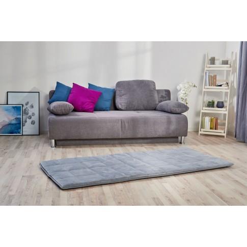 Topper saltea Dormeo Tatami Comfort, 80 x 200 cm, cu spuma Ecocell
