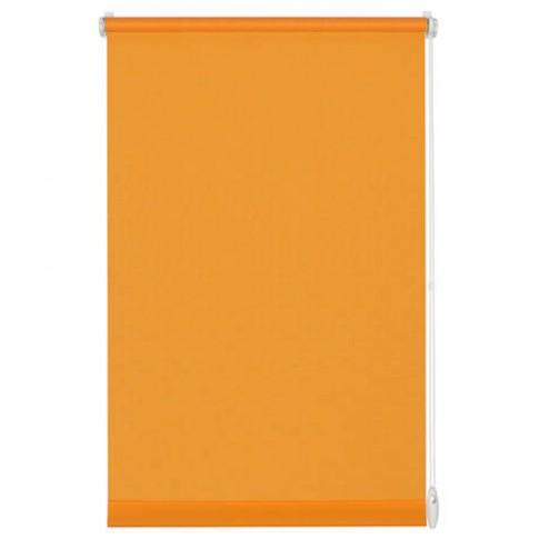 Stor Gardinia Easyfix 10012505, 75 x 150 cm, portocaliu, translucid